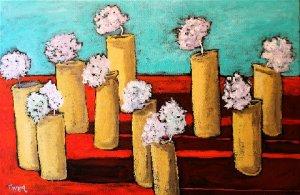 """Ten Vases"" by Scott Taylor"