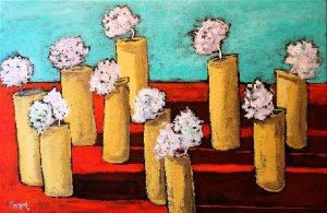 """Ten Vases"" by Scott Taylor"