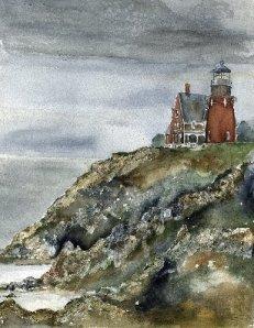 South Lighthouse, BI