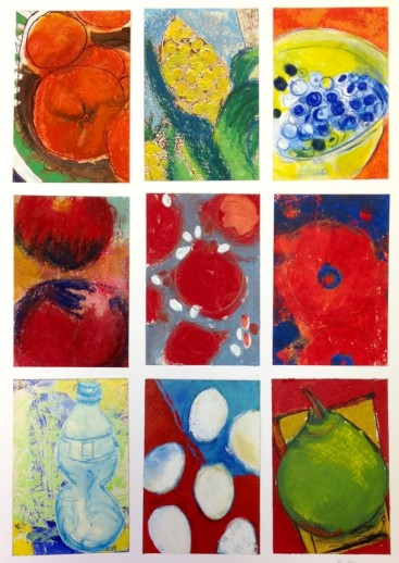 Ellen Joffe Halpern, 9 Views Simple Pleasures
