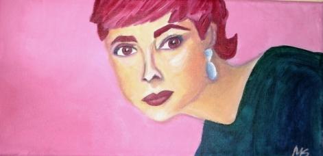 Marney Schorr, Audrey