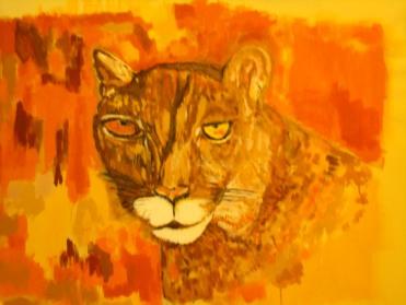 Lisa Merullo, Mountain Lion